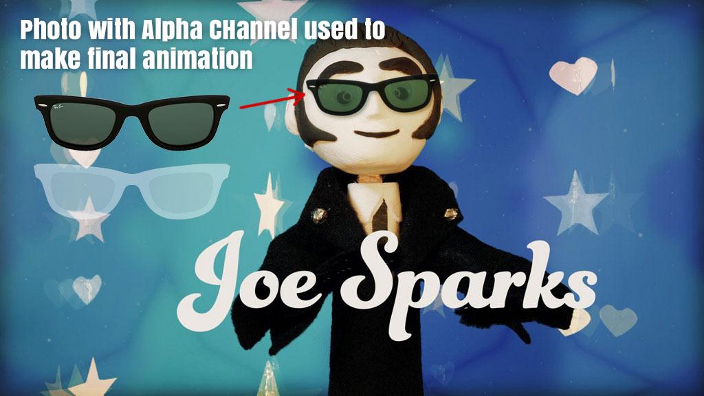 Joe Sparks Puppet Shades