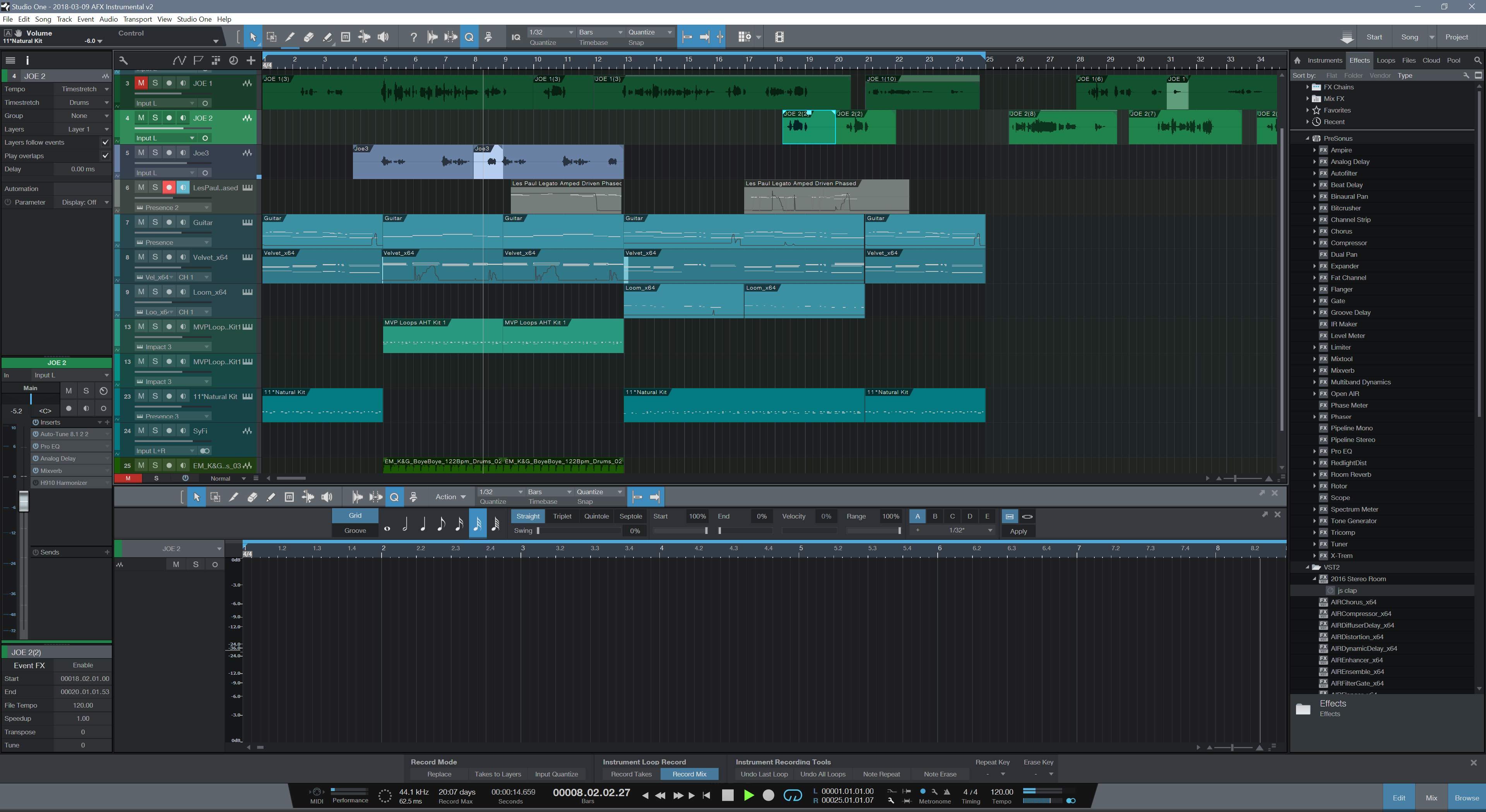 Studio One v3.5