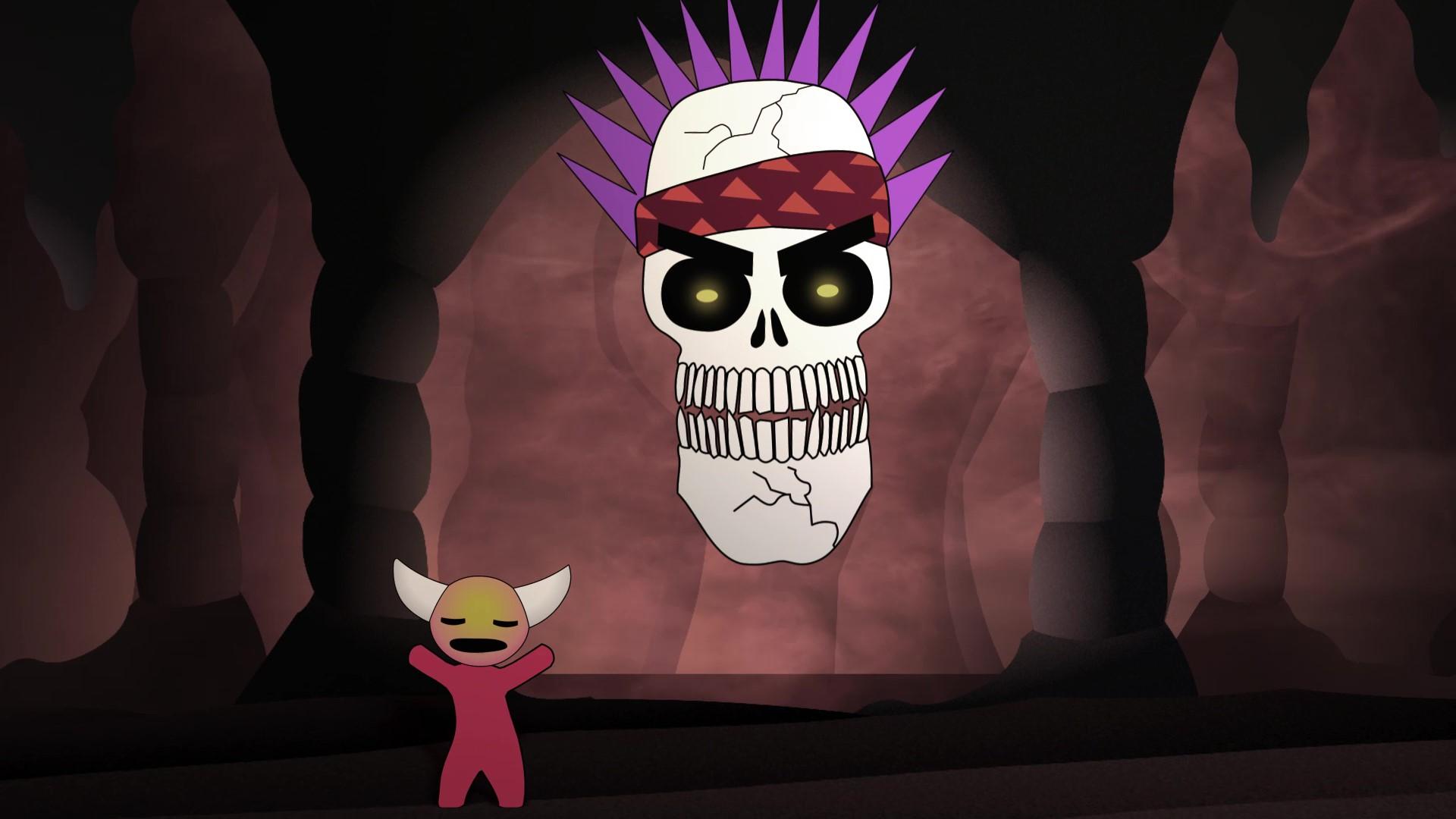 Radiskull's Cave